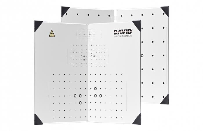 Plansze kalibracyjne DAVID SLS2