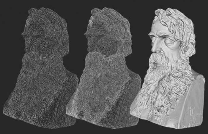 Hp Skaner skan 3D popiersie