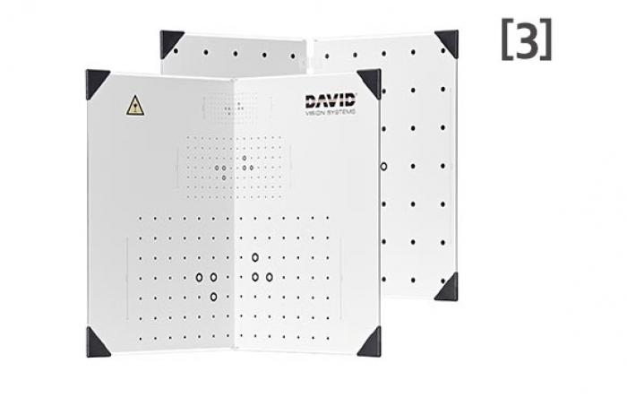David tablice kalibracyjne