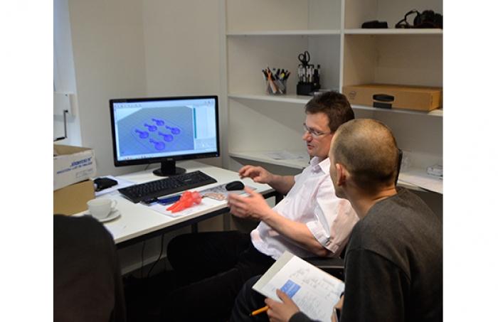 Szkolenie z projektowania dla drukarek 3D