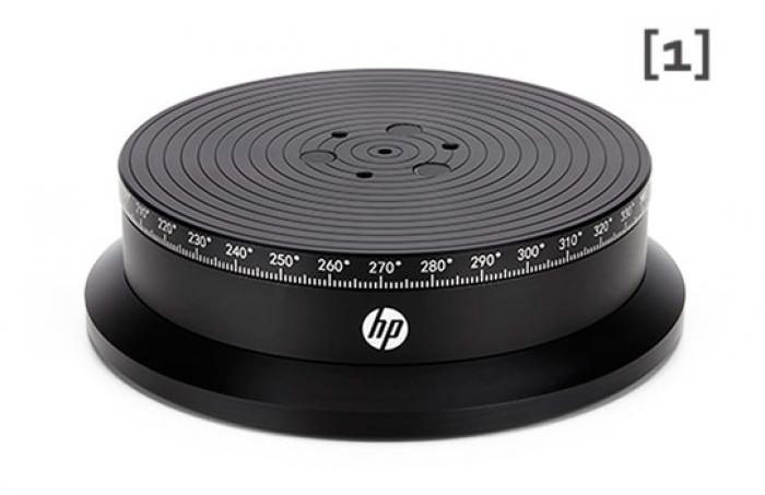 HP 3D Automatic Turntable Pro Stolik obrotowy