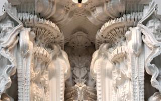Architektura. Źródło: digital-grotesque.com